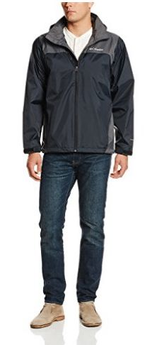 Columbia Men's Glennaker Lake Front-Zip Rain Jacket with Hideaway Hood Lake Front, Look Good Feel Good, Columbia Jacket, Hooded Jacket, Rain Jacket, Zip, Jackets, Diving, Coloring Books