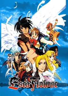 The Vision of Escaflowne – Anime Review