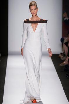 Carolina Herrera Spring 2014 RTW - Runway Photos - Fashion Week - Runway, Fashion Shows and Collections - Vogue