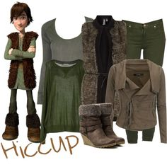 """""""Hiccup"""" by fandomfashionguide on Polyvore"""
