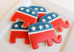 Simple, but cute for all the Republicans out there!