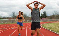 Speed Training For Marathoners #GRTMarathon #October182014