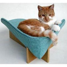 Modern pet bed in...