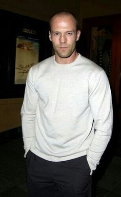 A very young Jason Statham.