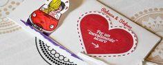 La busta porta soldi matrimonio 'LOVE IS' è un progettino tutto pensato da me e quindi unico. A questo post del blog il tutorial