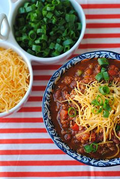 Replace kidney beans with mushrooms and you have a healthy Paleo chilli recipe