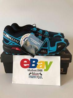 wholesale dealer a970d 0de46 Hot mens Salomon Speedcross 3 Athletic Running Outdoor Hiking Climbing  Shoes New AthleticSneakers Salomon