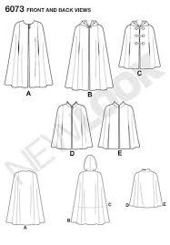 How to draw capes