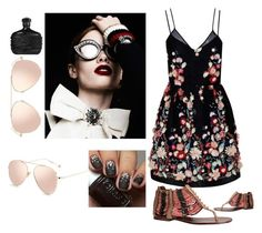 """""""Untitled #64"""" by jasna91 ❤ liked on Polyvore featuring The 2nd Skin Co."""