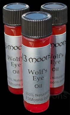 Wolfs Eye Oil by 13 Moons