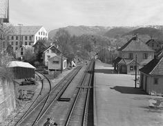 [Hop stasjon, Bergen.] fra marcus.uib.no