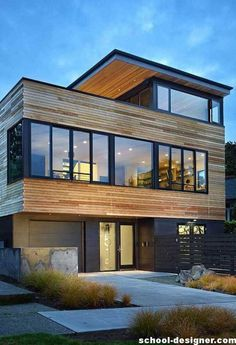 The windows in wooden houses (25 photos): features selection and installation | School designer