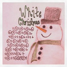 "In this lesson, Harmony CaPleur takes advantage of a snowy day to showcase ""White Christmas"" as a great song to play when you're trapped indoors, bored."