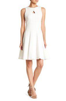 294dfc74448ba4 Gabby Skye - Keyhole Front Knit Dress Knit Dress, Dresses For Work, Free  Shipping