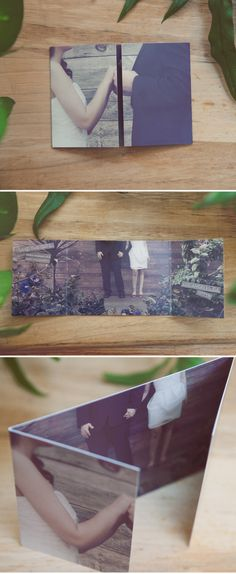 Great idea for a save the date card