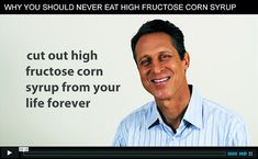 Click here to learn why you should NEVER eat high fructose corn syrup. Food is medicine!