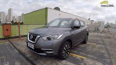 Todos os Detalhes do Nissan Kicks 2017 - Falando de Carro
