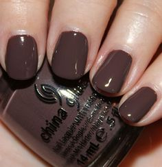 China Glaze Nail Polish - Hunger Games Capitol Colors Collection FOIE GRAS  (wearing now and love it! :) Kelly)