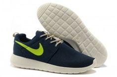 best service fc5c0 775b3 Buy Nike Roshe Run Mesh Mens Dark Blue Fluorescence Green Shoes For Sale  from Reliable Nike Roshe Run Mesh Mens Dark Blue Fluorescence Green Shoes  For Sale ...