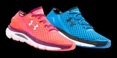 Under Armour's newest running shoe, the Speedform Gemini, is made for hardcore runners.