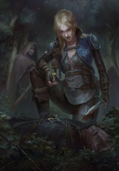 A place to share and appreciate fantasy and sci-fi art featuring reasonably portrayed women. Fantasy Warrior, Fantasy Rpg, Fantasy Women, Medieval Fantasy, Dark Fantasy, Inspiration Drawing, Fantasy Inspiration, Character Inspiration, Dnd Characters