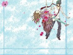 Romantic Love - Nona Illustrations  -Romantic Lover Manga Illustration