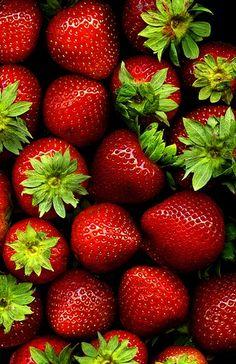 Gastronomía a Libreta Abierta, [=I=]: Tipos de Fresas