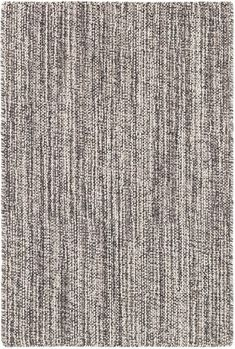 Bella Grey Woven Wool Rug design by Dash & Albert Rough Hands, Dash And Albert, Cotton Curtains, Framed Fabric, Roller Shades, Striped Rug, Custom Rugs, Geometric Rug, Rug Sale