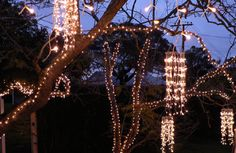 magical fairy light chandeliers