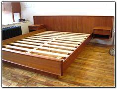 mid century modern furniture Beds   Mid Century Modern Murphy Bed - Beds : Home Furniture Design # ...
