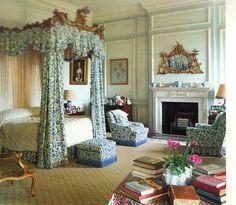 Colefax & Fowler's designer's home