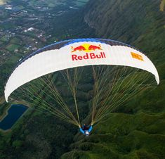 """""""It's ... a spot where you'll see a lot people hiking, and it's cool to watch them see paragliders for the first time."""""""