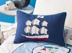Online since best brands bed linen, soft furnishings and gifts. Shop our huge range of quality quilt covers, bed sheets, cushions and toys online today! Linen Bedding, Bedding Sets, Pirate Bedding, Bed Pillows, Cushions, Treasure Maps, Bedroom Accessories, Dream Bedroom, Educational Toys