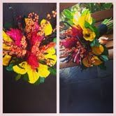 Exotic Bouquet made by Oberers Flowers!