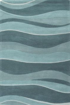KAS Eternity 1053 Ocean Landscapes Area Rug – Incredible Rugs and Decor