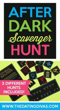 After Dark Scavenger Hunt