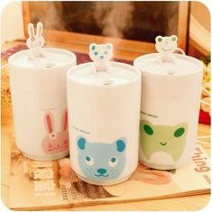 Buy 'Momoi – USB Animal Humidifier' with Free International Shipping at YesStyle.com. Browse and shop for thousands of Asian fashion items from China and more!