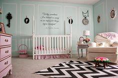 Alice in Wonderland Tea Party Nursery