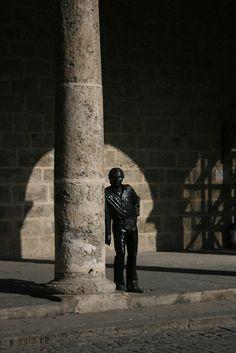 Antonio Gades Plaza de la Catedral, Habana Vieja