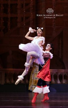 A Storybook Sleeping Beauty performed by Kirov Academy of Ballet's students (December 2012; Lincoln Theatre). Photo by Paolo Galli #dance #ballet