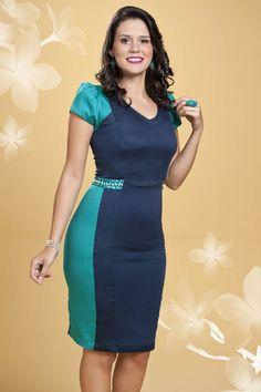 Elegant Dresses Classy, Classy Dress, Beautiful Dresses, Dress Clothes For Women, Dresses For Work, Godmother Dress, Colour Blocking Fashion, Mermaid Prom Dresses Lace, African Wear Dresses