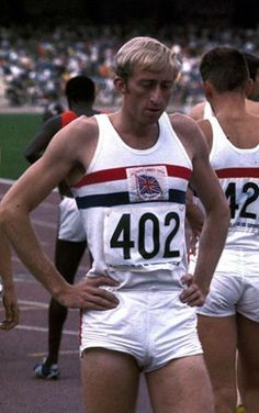 Britain's David Hemery won gold in the 120yds hurdles at the 1966 Commonwealth Games in Kingston, Jamaica. Two years later, he won gold in the 1968 Olympic 400m hurdles in Mexico City, setting a new World record time of 48.12 seconds. He was voted BBC Sports Personality of the Year later in 1968.