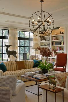 Matthew Carter Interiors- Love love love this room:-)
