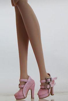 Doll-Shoes-Pumps-for-New-Fashion-Royalty-FR2-Poppy-Parker-DG-Momoko-28-FR-5