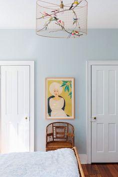 Home Interior Design — my scandinavian home: The Happy Home of Gray Benko Deco Luminaire, Diy Home Decor Rustic, Farmhouse Side Table, Living Spaces, Living Room, Deco Design, Scandinavian Home, Interiores Design, Home Decor Inspiration