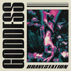 "Periscope out Bravestation's album ""Goddess"" on #bandcamp! #StartDigging!"