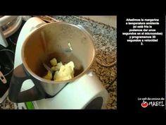 Bizcocho de chocolate y nueces con Thermomix - La web de cocina de Mabel