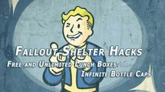 Fallout Shelter Hacks