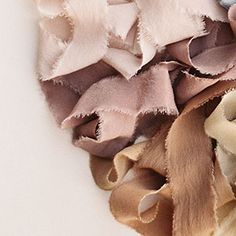 The earth collection consist of BLUSH, ROSE, and SANDSTONE, the perfect color combination for your wedding, event, photoshoot, workshop or business styling kit.. This hand dyed ribbon is a 100% silk, …