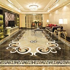 Floor Wallpaper, Paper Wallpaper, Wallpaper Online, Custom Wallpaper, Wallpaper Murals, Floor Design, Tile Design, House Design, Floor Murals